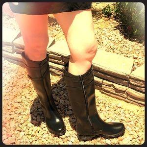 Mi.im black boots